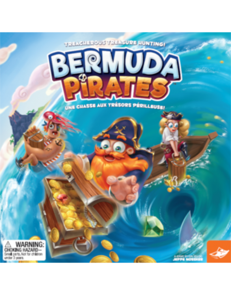 FoxMind Bermuda Pirates (ML) (Commande spéciale)