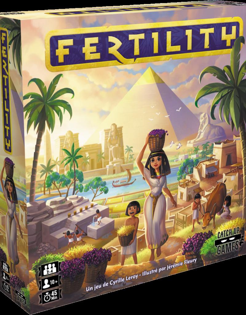 Catch-Up Games Fertility (ML)