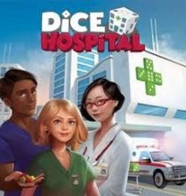Super Meeple Dice Hospital (FR)