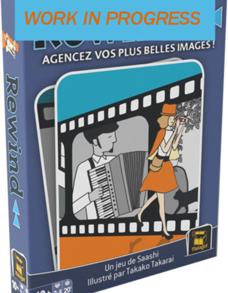 Matagot Précommande: Photograph (FR)