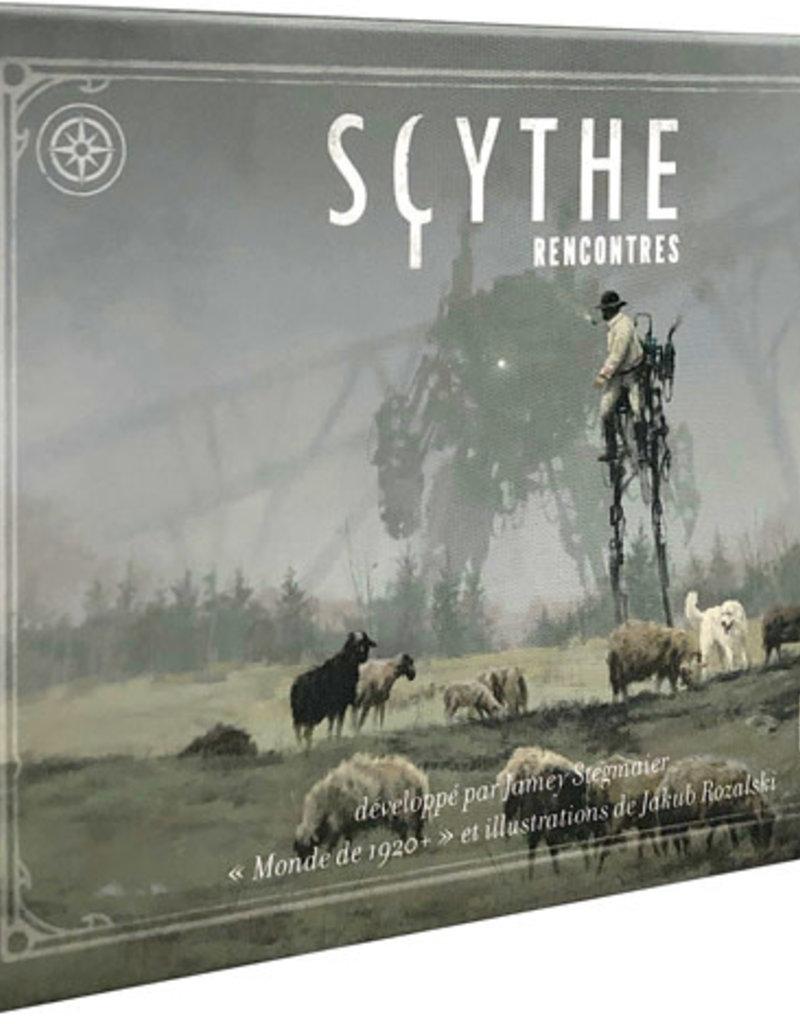 Matagot Scythe: Ext. Nouvelles Rencontres (FR)