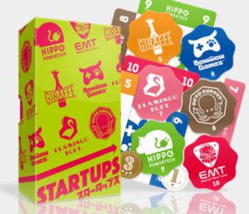 Startups (ML) (commande spéciale)