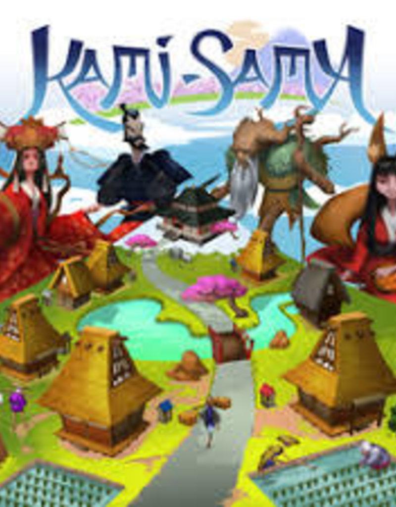 Kolossal game Kami-Sama (EN)