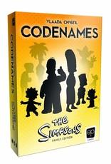 The OP Games Codenames: The Simpsons (EN)