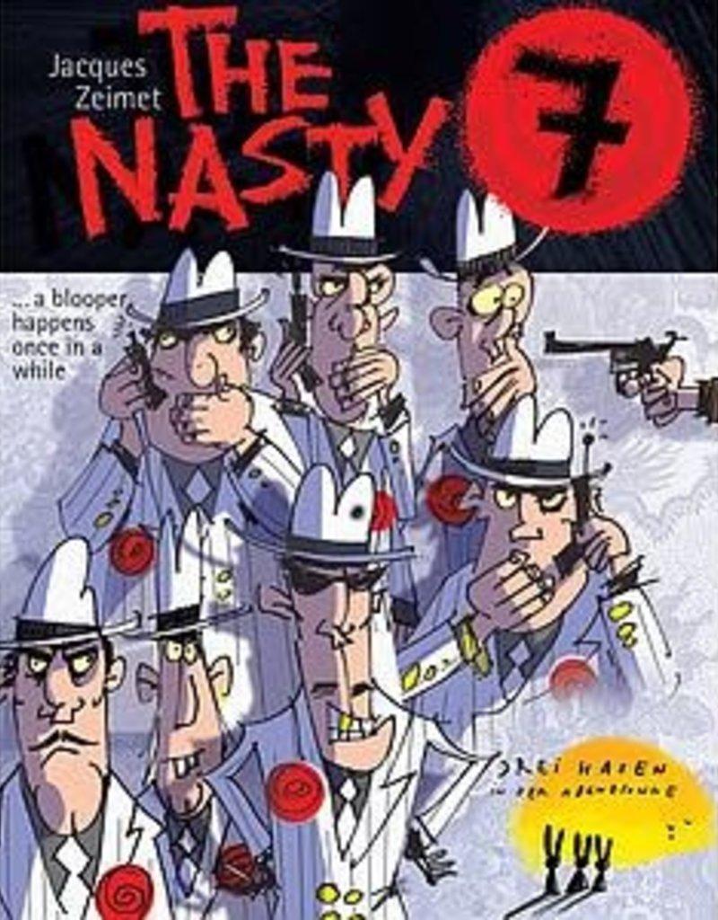 Drei Hasen Nasty 7 (Les 7 Vilains) (ML)