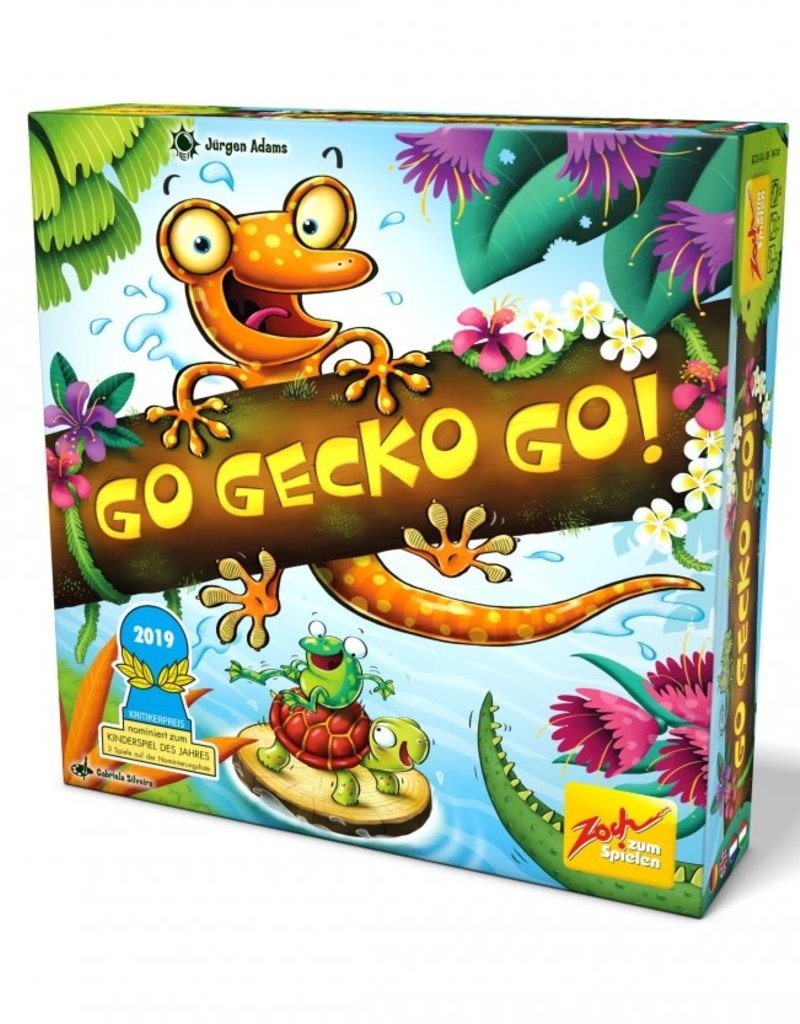 Zoch Go Gecko Go! (ML)