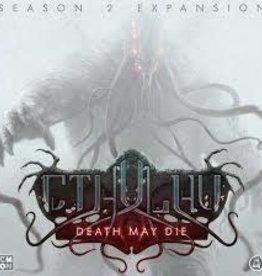CMON Limited Cthulhu: Death May Die Ext. Season 2 (EN)