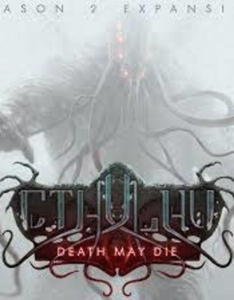 CMON Limited Cthulhu: Death May Die Ext. Season 2 (EN) (Commande Spéciale)