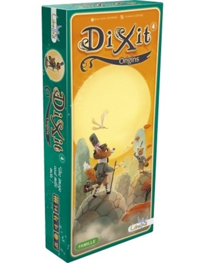 Libellud Dixit: Ext. Origins (FR)