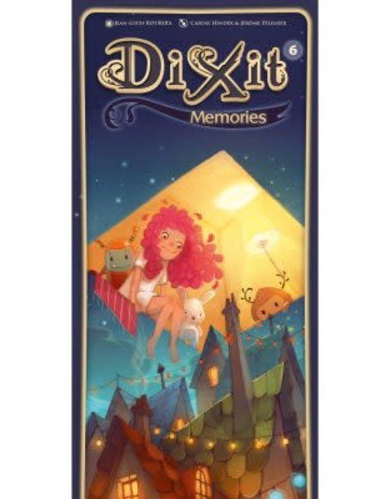 Libellud Dixit: Ext. Memories (ML)