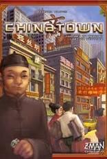 Z-Man Games, Inc. Chinatown (ML) (Commande Spéciale)