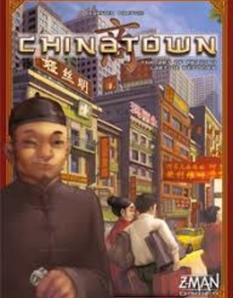 Z-Man Games, Inc. Chinatown (ML)