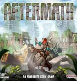 Plaid Hat Games Aftermath: An Adventure Book Game (EN) (Commande Spéciale)