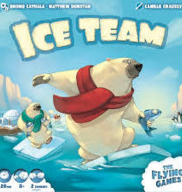 The Flying Games Ice Team (ML)