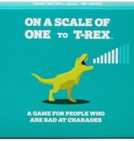 Exploding Kittens On A Scale Of One To T-Rex (EN)