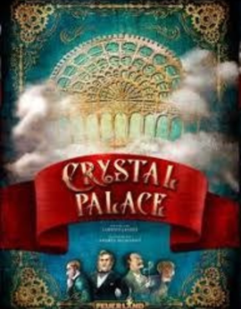 Feuerland Spiele Crystal Palace (EN)