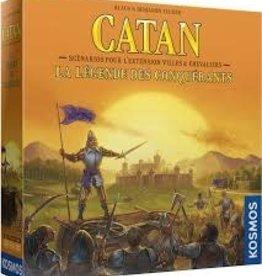 Thames & Kosmos Catan: Ext. Légende Du Conquérant (FR)
