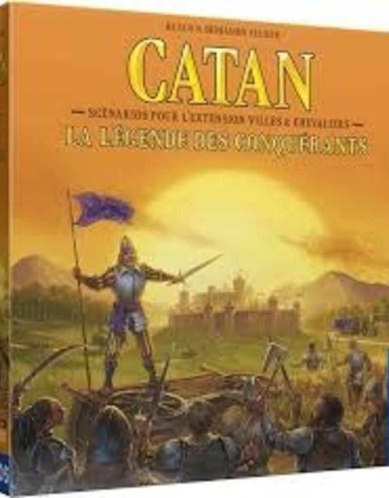 Thames & Kosmos Catan: Ext. Légende Du Conquérant (FR) (Commande Spéciale)