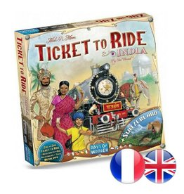 Days of Wonder Ticket To Ride: Ext. India (ML)