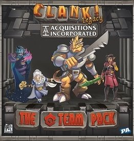 Renegade Game Studios Clank! Legacy: Acquisitions Inc Ext. The C Team Pack (EN)