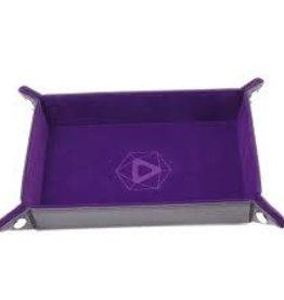 Die Hard Die Hard Dice: Tray Rectangle Violet (Commande Spéciale))
