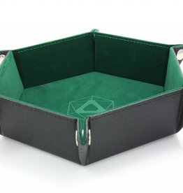 Die Hard Die Hard Dice Tray Hexagone Green