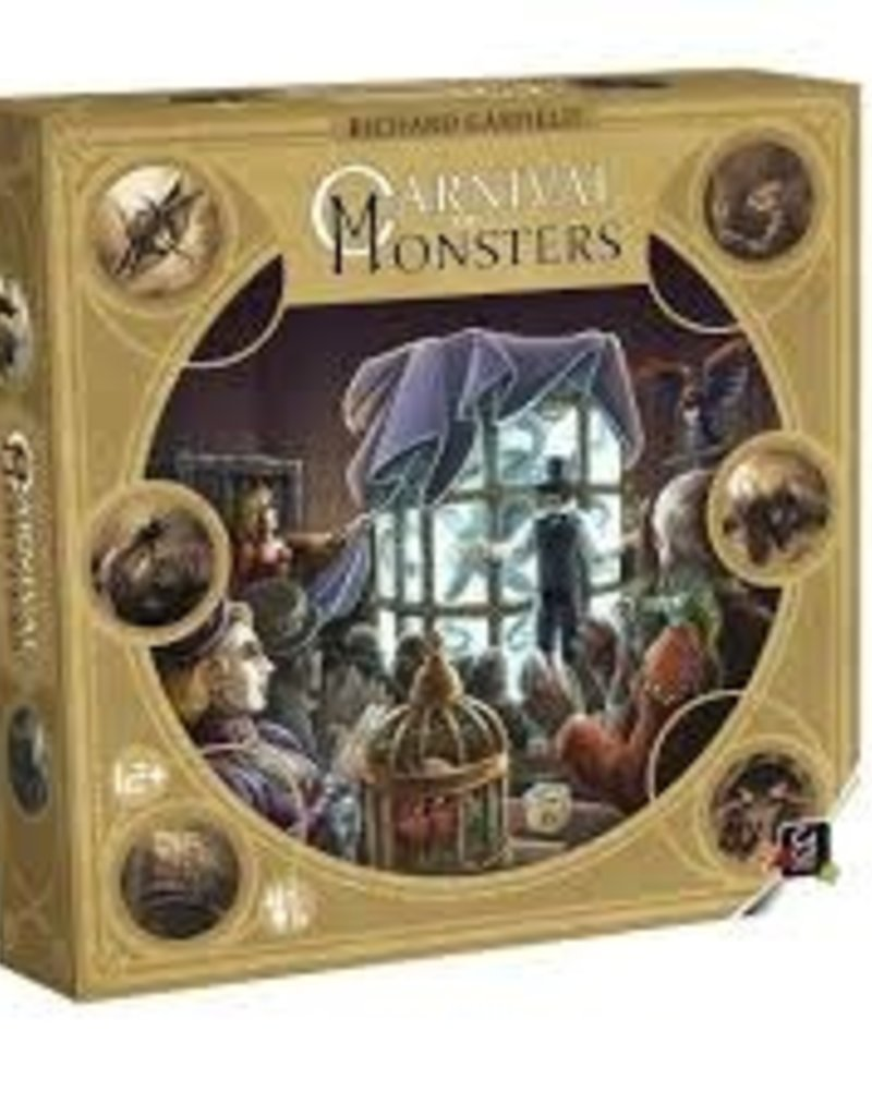 Gigamic Carnival Of Monsters (FR)