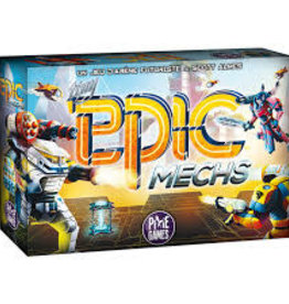 PixieGames Tiny Epic: Mechs (FR)