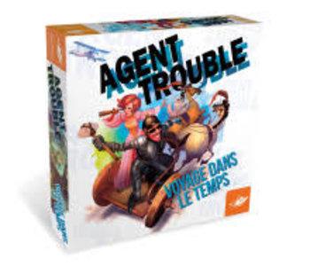 Agent Trouble: Voyage Dans Le Temps (FR) (Commande spéciale)