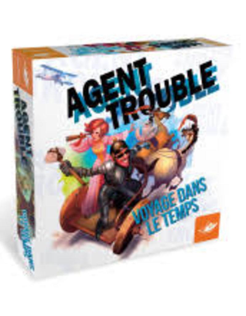 FoxMind Agent Trouble: Voyage Dans Le Temps (FR) (Commande spéciale)