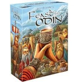 Z-Man Games, Inc. A Feast For Odin (EN)