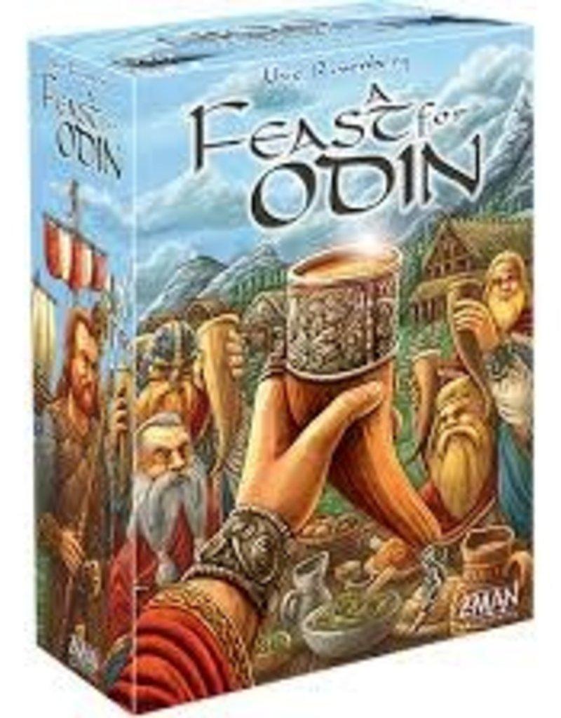 Z-Man Games, Inc. A Feast For Odin (EN)