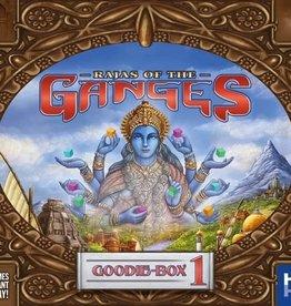 R&R Games Rajas Of The Ganges: Goodie Box 1 (EN)