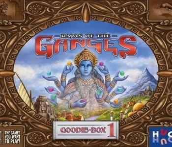 Rajas Of The Ganges: Goodie Box 1 (EN)