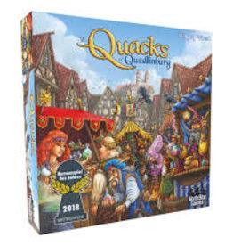 Schmidt Spiele The Quacks Of Quedlinburg (EN) (Les Charlatans De Belcastel) (commande spéciale)