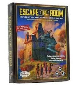 Thinkfun Escape The Room: Mystery At The Stargazer's Manor (EN)