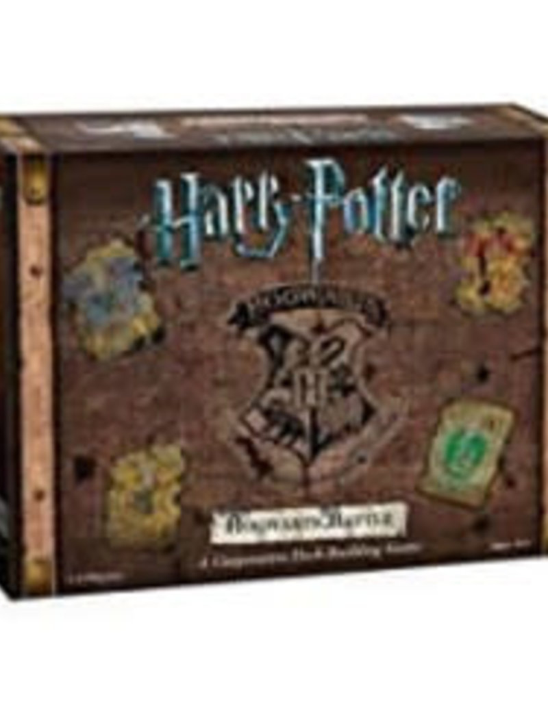 USAopoly Harry Potter Hogwarts Battle (FR)