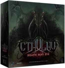 Edge Entertainment Cthulhu: Death May Die (FR)