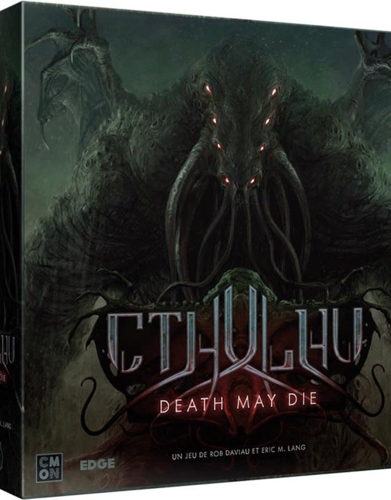 Edge Entertainment Cthulhu: Death May Die (FR)