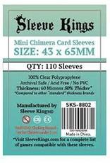 Sleeve Kings SKS-8802 «Mini Chimera» 43mm X 65mm /110 Kings - Sleeve