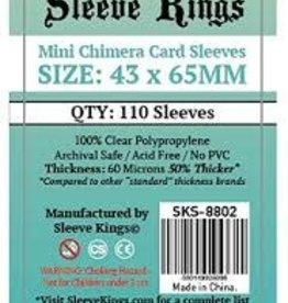 Sleeve Kings 8802 Sleeve «Mini Chimera» 43mm X 65mm /110 Kings