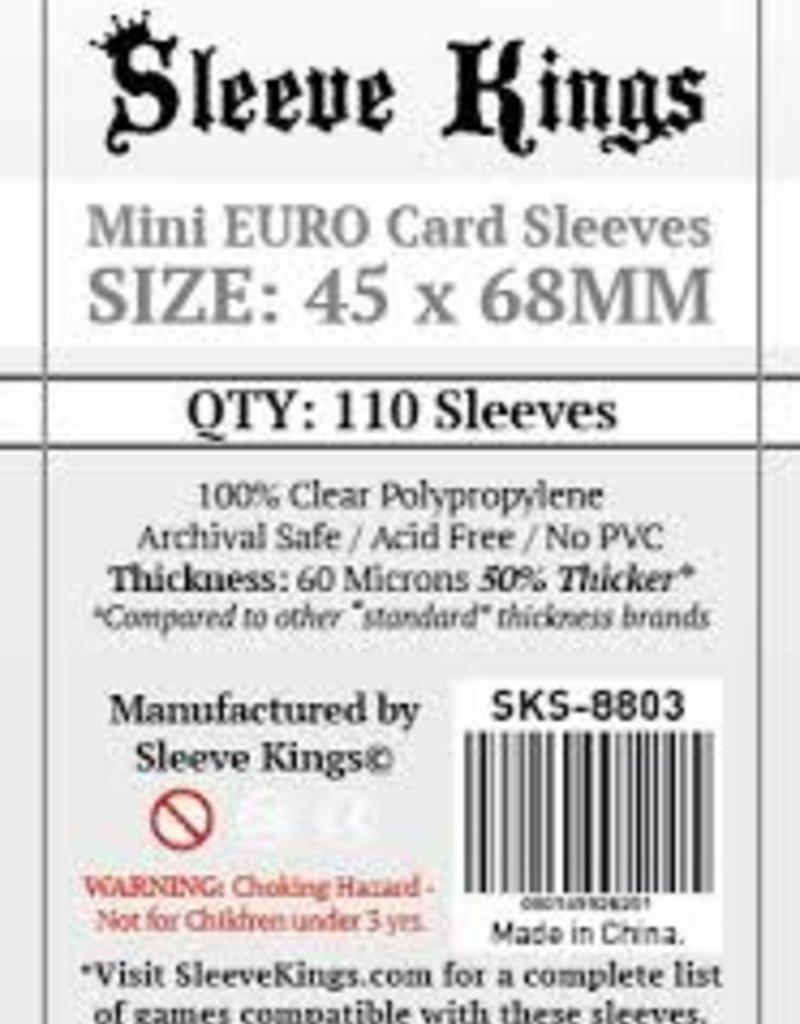 Sleeve Kings SKS-8803 «Mini Euro» 45mm X 68mm /110 Kings - Sleeve