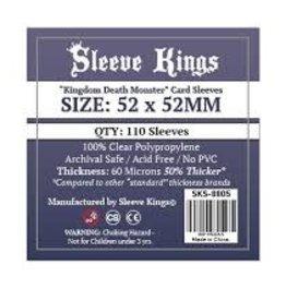 Sleeve Kings SKS-8805 «Kingdom Death Monster» 52mm X 52mm /110 Kings - Sleeve