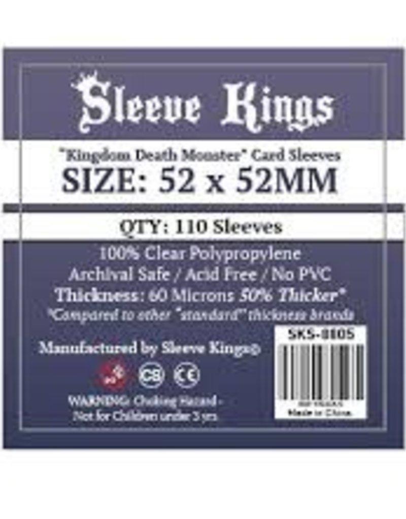 Sleeve Kings 8805 Sleeve «Kingdom Death Monster» 52mm X 52mm /110 Kings