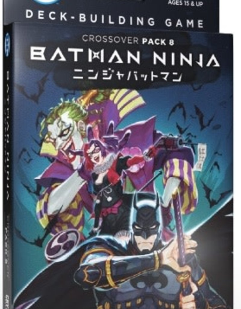Cryptozoic Entertainment DC Comics Deck Building Game: Ext. Batman Ninja (EN) (Commande Spéciale)