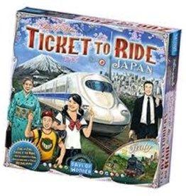 Days of Wonder Les Aventuriers du Rail: Ext. Japon Italie (ML)