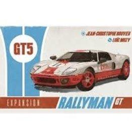 Holy Grail Games Rallyman GT: Ext. 5 (FR)