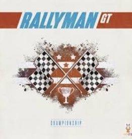 Holy Grail Games Rallyman GT: Ext. Championnat (FR)