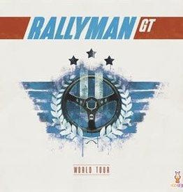 Holy Grail Games Rallyman GT: Ext. Tour Du Monde (FR)