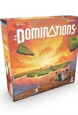 Holy Grail Games Dominations: Road To Civilization (FR)